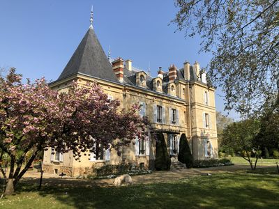 Photo for Beautiful historic home with big garden minutes from Paris-perfect for families!