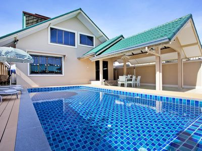 Photo for Pratumnak Pool Villa Tanzanite
