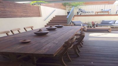 Photo for Amazing 150m2 in the heart of Neve Tsedek with 100m of terrace!
