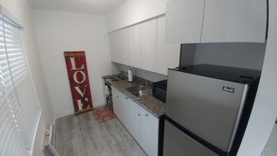Photo for Studio for3 people with Kitchen & Private entrance
