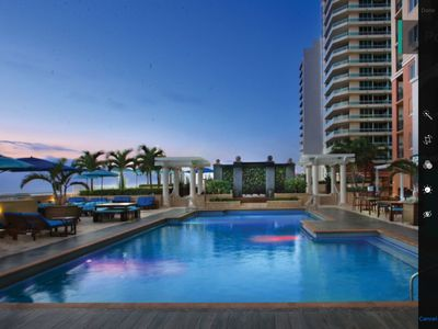 Fort Lauderdale Beach: Feb & March 2021  Marriott Beach Place Towers
