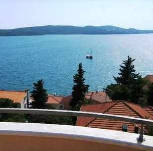 Photo for Holiday apartment Trogir for 2 - 3 persons with 1 bedroom - Holiday apartment
