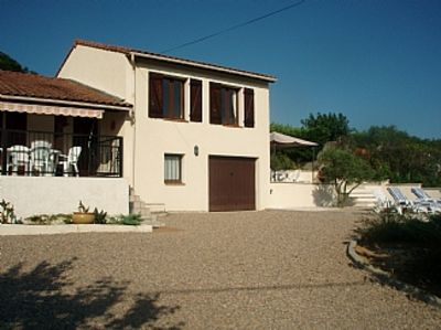Photo for Villa, Private Pool, Nr Carcassonne, Southerly Views to the Pyrenees
