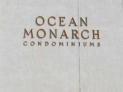Photo for Ocean Monarch Condo's #102 is  beach block unit with a pool in North Wildwood.
