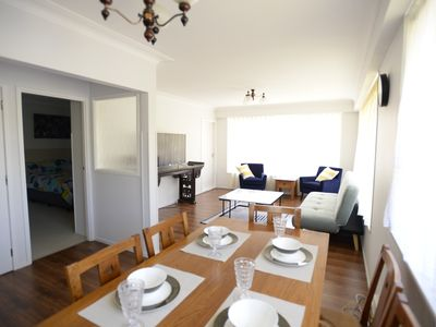 Photo for Entire 5 bedrooms character townhouse in Newmarket (Central Auckland)