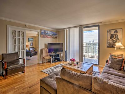 Photo for NEW! Denver Condo w/ Skyline View & Pool Access!