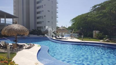 Photo for 1BR Apartment Vacation Rental in santa marta