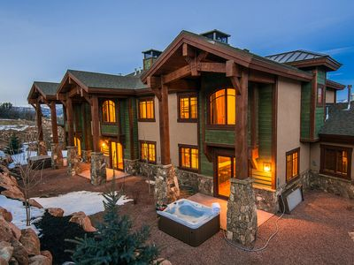 Photo for Nightly discount of $200 at Fairway Villa Penthouse! | Hot Tub | Canyons Village