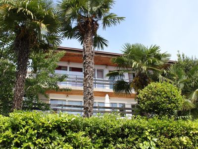 Photo for One bedroom apartment with terrace Opatija - Volosko (Opatija)
