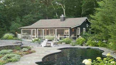 Photo for Country Retreat-Expansive Views-Pool-Woodstock-HITS-Skiing-Hiking-Festivals