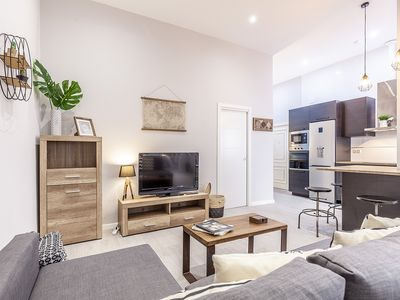 Photo for Vanguard Minimalism with high qualities 1 BR