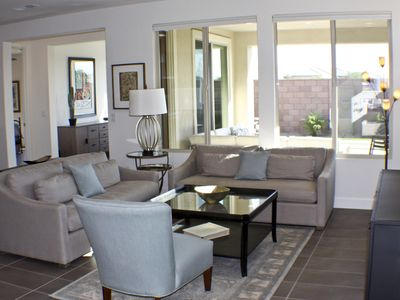 Photo for Impeccable 2 BR/2 BA home at Trilogy at The Polo Club