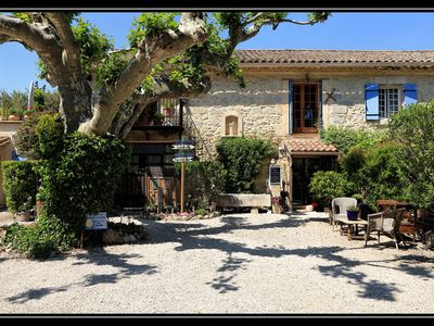 """Photo for """"St Sebastien"""" - sleeps 4, 2bed 2bath self catering Apartment heart of Provence"""
