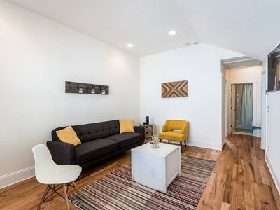 Photo for New & Bright 2BR Home by Rabbu - Two Bedroom House, Sleeps 6