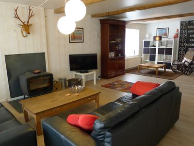 Photo for Large and comfortable holiday home, ideal for family reunions / friends