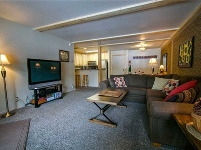 Photo for Updated, 1 Bed/1 Bath, Walk to Eagle Lodge