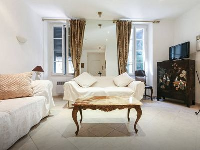 Photo for British Style and Central 1 Bedroom Rue Commandant André