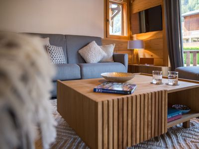 Photo for Luxury Central Morzine Chalet , Sleeping 10 people