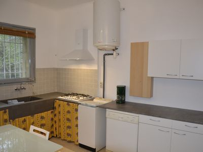 Photo for Apartment 35 m2 in a villa in the countryside