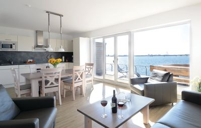 Photo for Apartment in Kappeln with Internet, Terrace (341685)