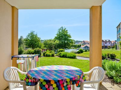 Photo for 1BR Apartment Vacation Rental in TALMONT-SAINT-HILAIRE