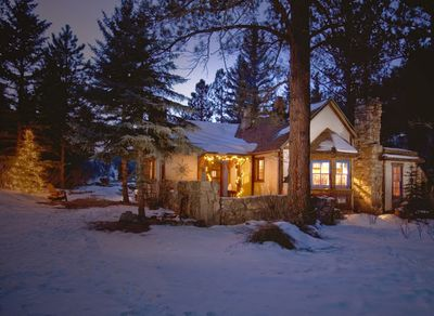 Winter at the Retreat