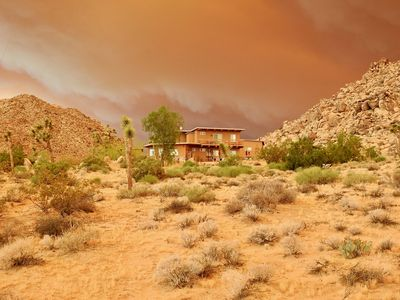 Photo for RockHill Ranch-Joshua Tree Retreat, Secluded and Beautiful!