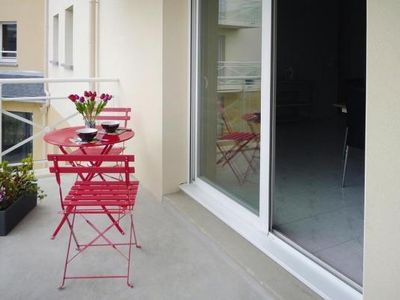 Photo for Holiday flat, Ploubalay  in Côtes d'Armor - 4 persons, 2 bedrooms