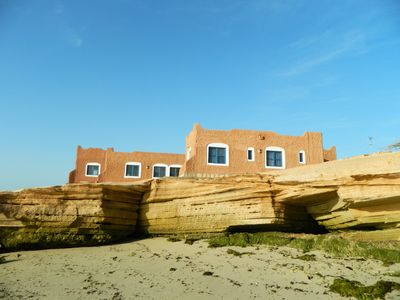 Photo for Villa Maguela - Ecological house on the seafront