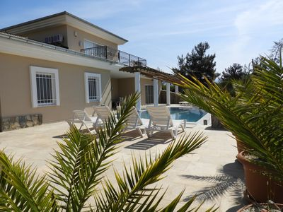 Photo for 4BR Villa Vacation Rental in Sogucak, Kusadasi