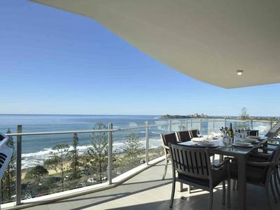 Photo for 802 Sea Pearl Mooloolaba: Oceanfront Accommodation