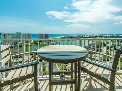 Gulf Views-Seascape!2 Pools☀️2 Step Sanitizing Process☀️2BR Ariel Dunes II 1407