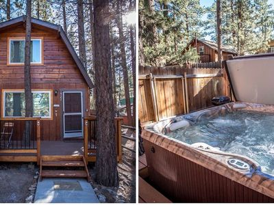 Photo for Charming 2 Bedroom with Hot tub, sleeps 6