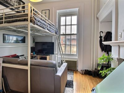 Photo for Charming studio in the heart of Old Quebec