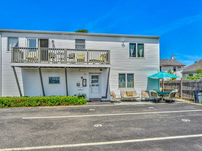 """Photo for OCEAN VIEW  ISOLATED  """"SERENITY COTTAGE"""" 3 BED, 2 BATH, 2 STOREY- STEPS TO BEACH"""