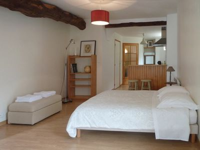 Photo for Studio ideal for 2 to 3 people, close to Clisson, river and heritage.