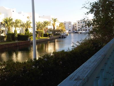 Photo for apartment in gated, waterfront conveniently located, comfortable.  foreign languages