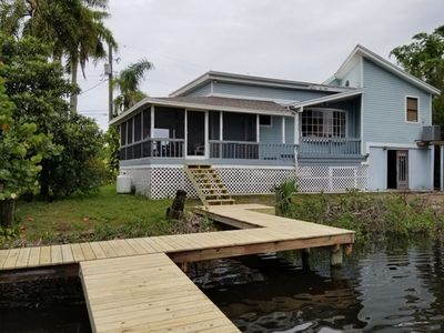 Photo for ~The Manatee Haven~ Unique Waterfront Home Nestled in a Nature Preserve