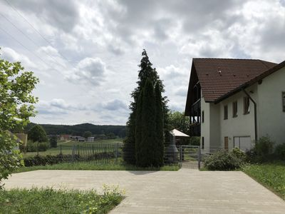 Photo for Idyllic apartment in the Franconian Switzerland