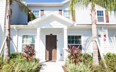 Photo for Luxury on a budget - Lucaya Village - Beautiful Contemporary 3 Beds 2 Baths Townhome - 3 Miles To Disney