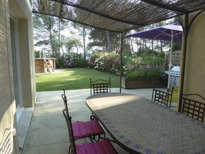 Photo for Very nice villa Aixoise ideally located - quiet area