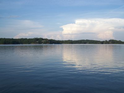 Photo for Beautiful Waterfront Home with Breathtaking Views of Lake Keowee.