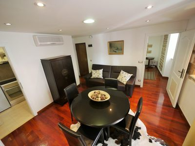 Photo for Holiday apartment Split for 1 - 4 persons with 1 bedroom - Holiday apartment