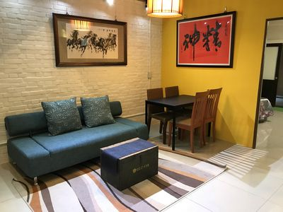 Photo for Beautiful House for 4-8 peoples stay near night market and Yilan train station