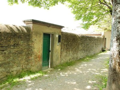 Photo for House with private garden, in Cortona's town centre
