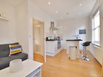 Photo for Apartment 2, Great Titchfield House, Oxford Circus Area, Central London