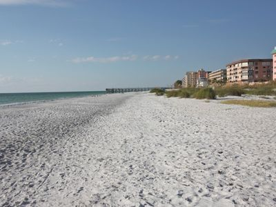 Photo for Newly Renovated 2 Bd/2 BA on the Beach!