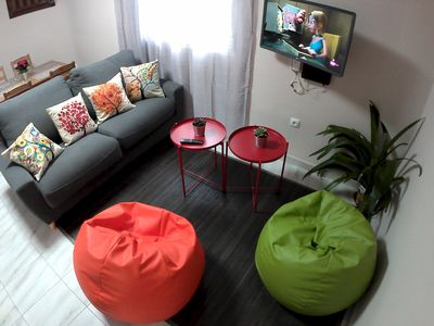 Photo for Esencia de Sevilla. Newly renovated apartment