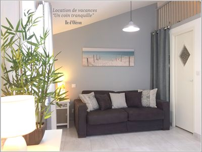 Photo for Pretty Studio Charentais ideally located in the heart of the village