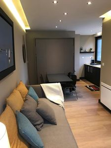 Photo for Le Petit Sillon - Studio Apartment, Sleeps 4
